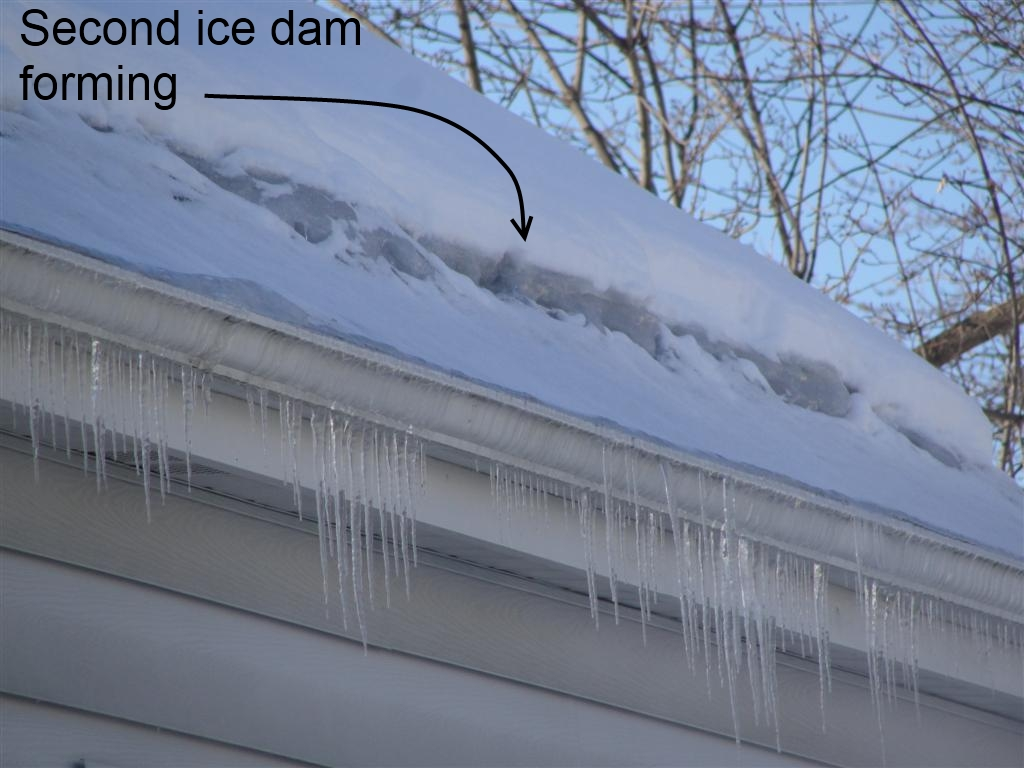 Roof Raking Amp Ice Dam Removal